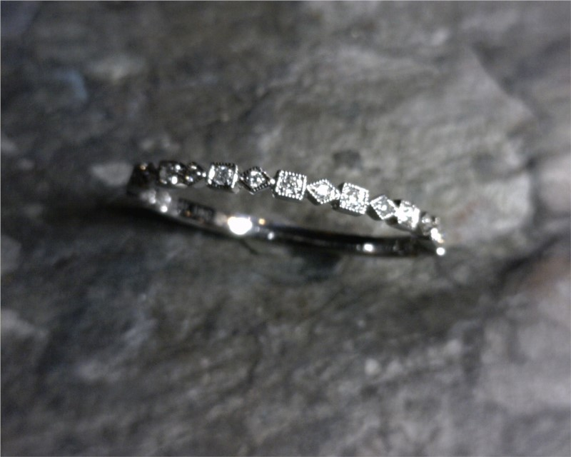 Wedding Band by Antique Jewelry Designs
