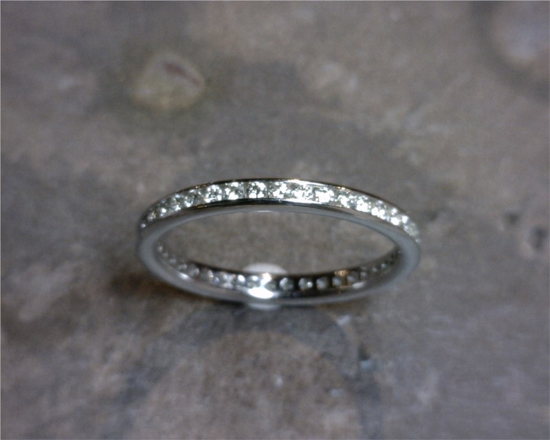 Wedding Band by Christopher Designs