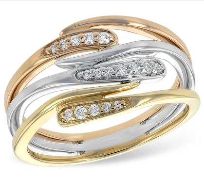 Fashion Ring by Bluestone Collection