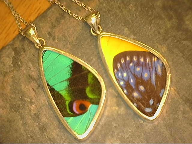 Pendant by Butterfly Collection