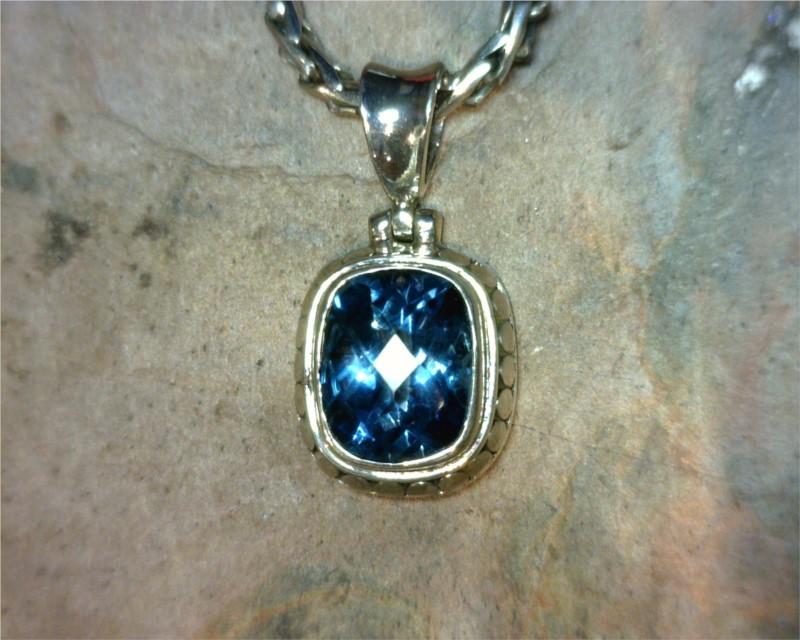 Pendant 002 230 05397 colored stone pendants from bluestone pendant 002 230 05397 colored stone pendants from bluestone jewelry tahoe city ca aloadofball Image collections