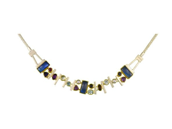 Necklace by Michele Sonner