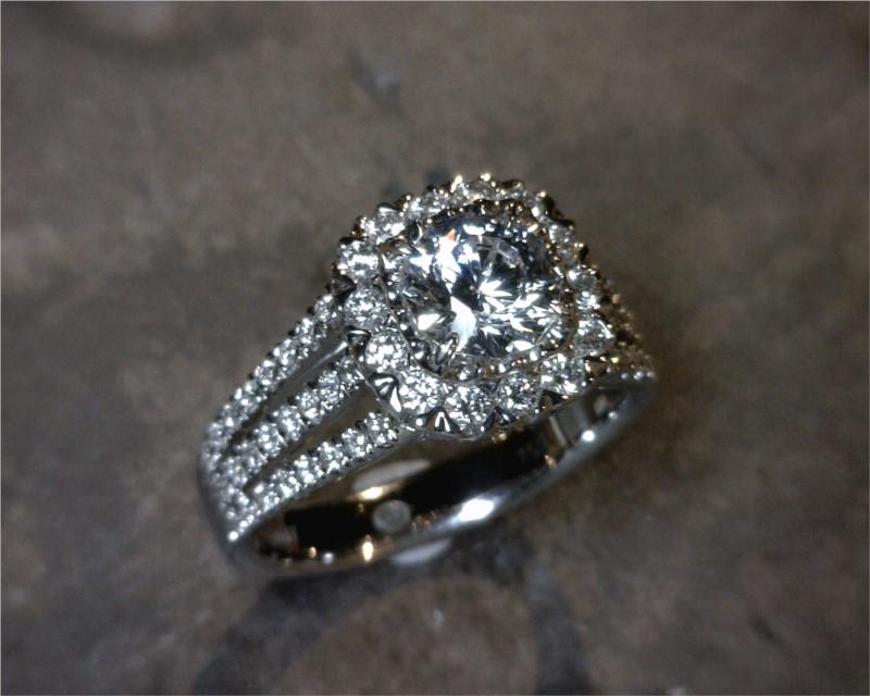 Diamond Engagement Rings Wedding Bands Ring